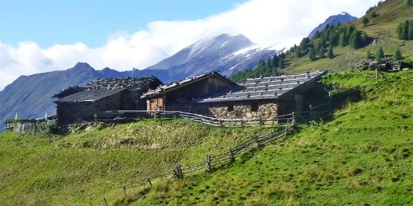 Mountainhut Mair