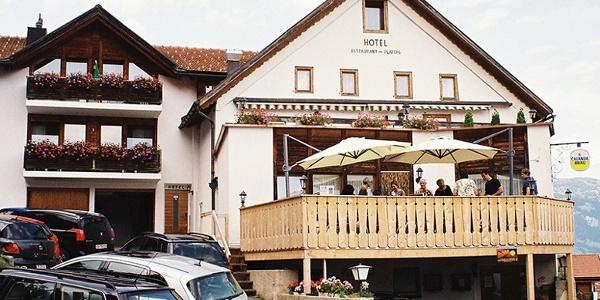 Hotel Restaurant Plattas