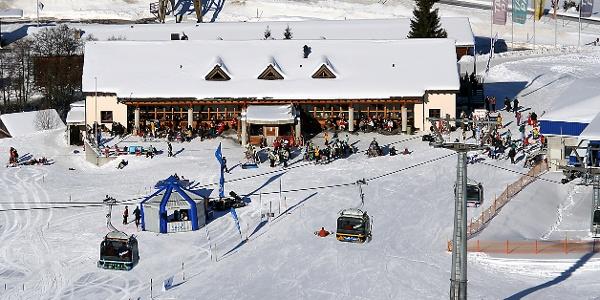 Talrestaurant Bergbahnen Splügen