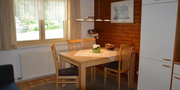 Essbereich Wohnküche