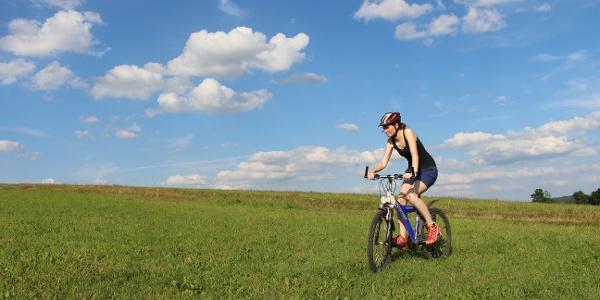 Mit dem Rad unterwegs in der Ferienregion Medebach