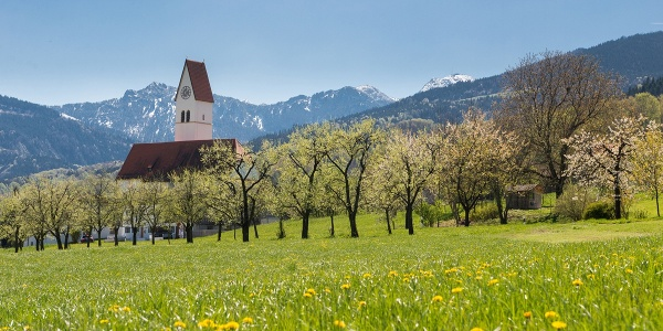 Wallfahrtskirche Lippertskirchen