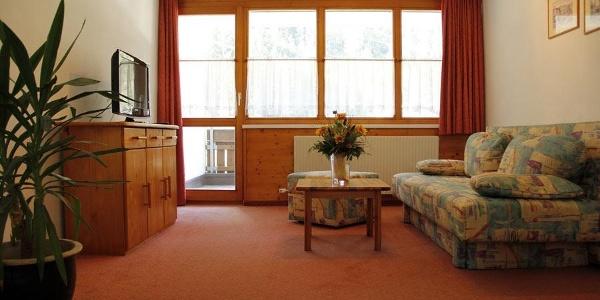 Wohnraum Appartements 3 - 10