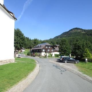 Glashütten, Alpengasthof