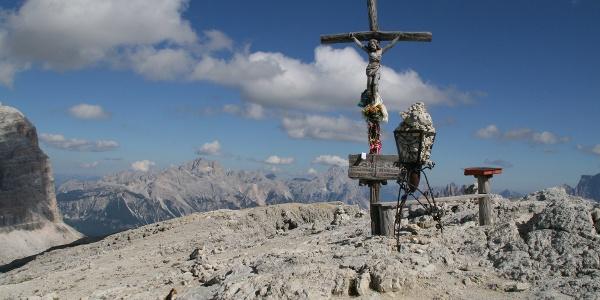Lagazuoi - Gipfel
