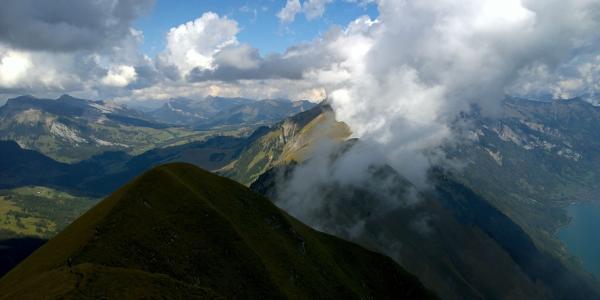 14:42 Sicht von Augstmatthorn