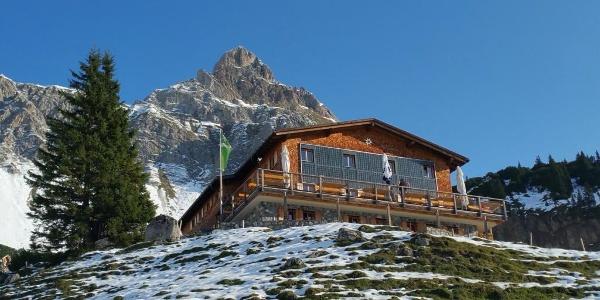 Heinrich-Hueter Hütte