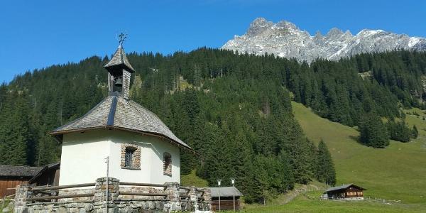 Rellser Mariahilfkapelle