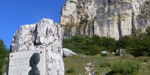 La Sisilla vom Passo Campogrosso