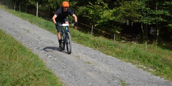 Downhill Grüntenstafette
