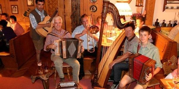 Hausmusik im Gasthof Löwen