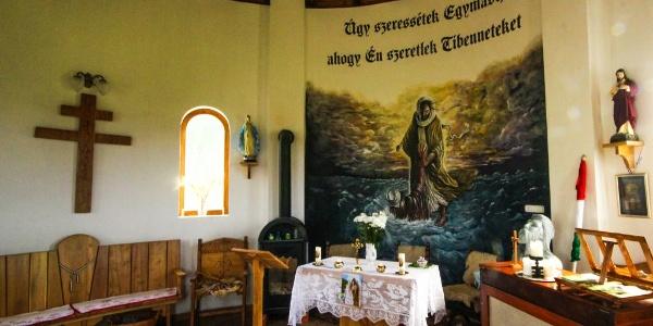 Az oltár