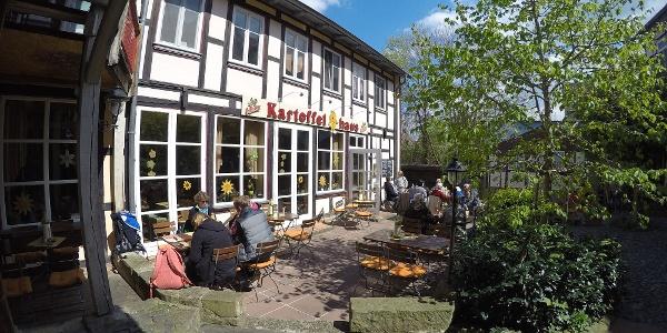 Das Kartoffelhaus in Blankenburg (Harz)