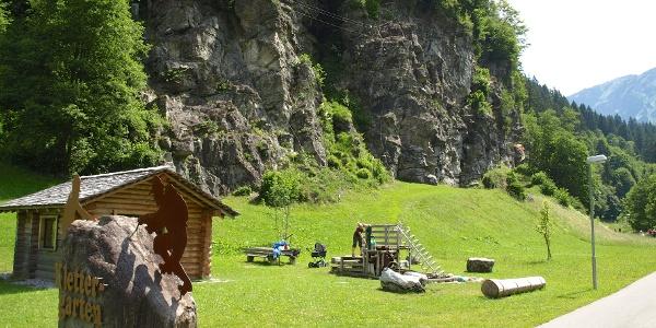 Klettergarten Rifa