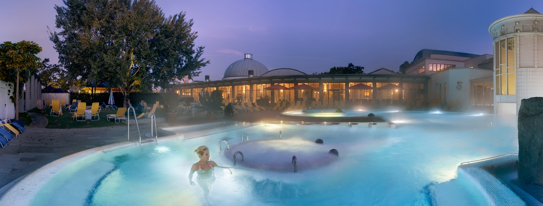 In den besten Thermen Europas baden