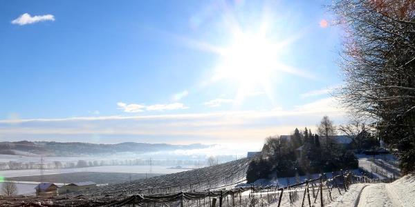 Winterwanderweg Kernkapelle