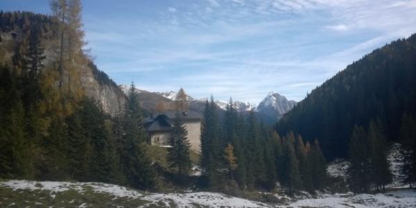 Malga Londo, Cresta del Palombino Val Visdende