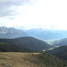 Rundblick Bonnerhütte