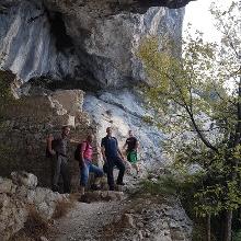 Foto von Wanderung: Über den Nodice bei Pregasina  • Garda Trentino (04.10.2017 07:34:28 #1)