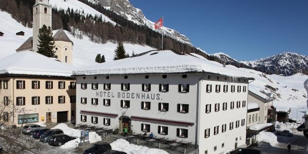 Hotel Bodenhaus Winter