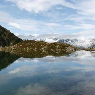 Blick über den Klaussee