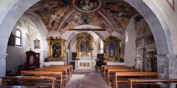 Chiesa di S. Giorgio a Dorsino