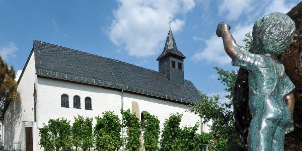 Koisdorf Dorfplatz