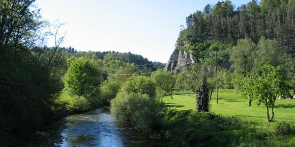 Brücke Karlstal
