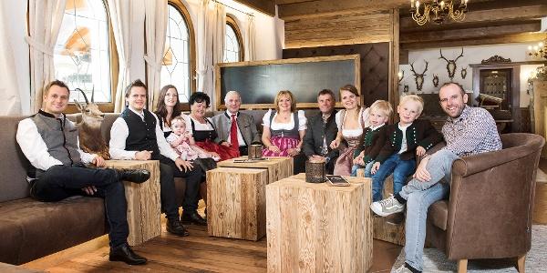 Familie Egger & Hofer