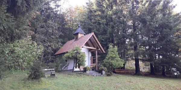 Kapelle in Loderhart
