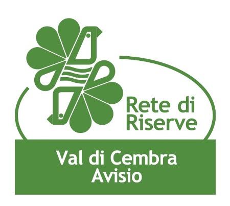 Logo Rete di Riserve Val di Cembra Avisio
