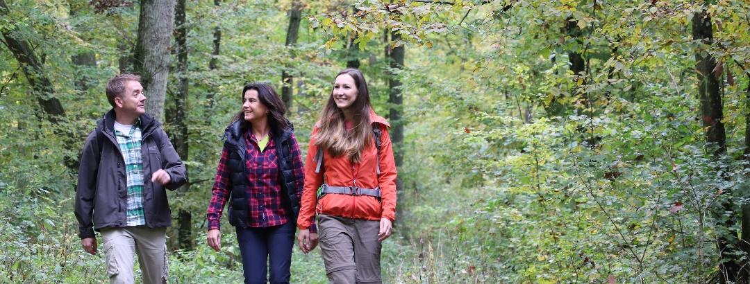 Wanderspaß bei Dornheim