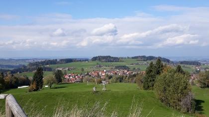 Blick Richtung Oberreute