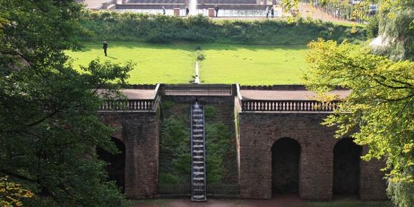barockes Gartendenkmal Tschifflick