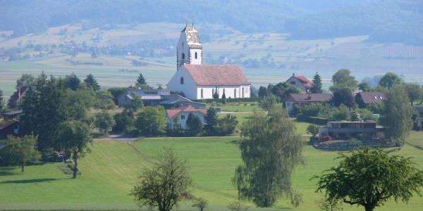 Bergkirche von Neunkirch