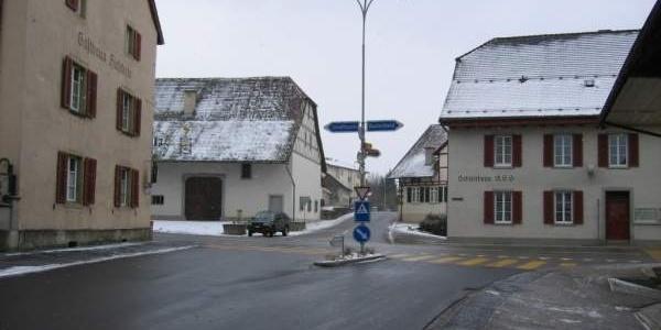 Station Schleitheim