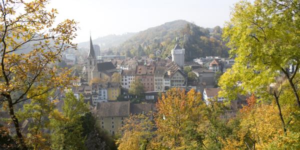 Chänzeli Stadt Baden