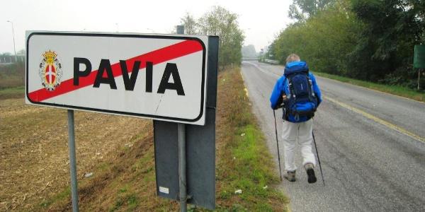 Arrivederci Pavia