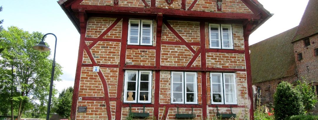 Altes Zollhaus - ältestes Wohnhaus in Herrnburg