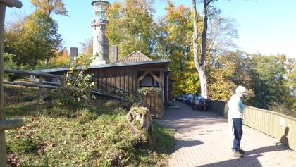 Gaststätte Bilstein mit Turm