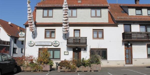 Gasthaus Born, Bedesbach, Ansicht 1