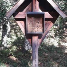 Lärbaumkreuz
