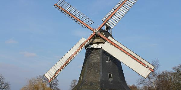 Windmühle Worpswede