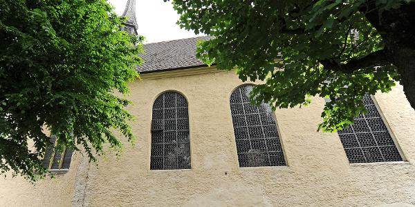 Johanneskirche, Borken