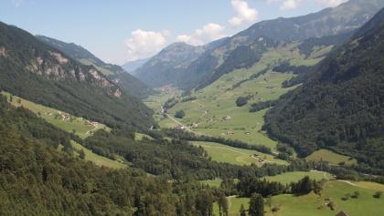 Engelbergertal von Lutersee her, Nidwalden