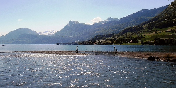 Aawasserwegg, Buochs, Nidwalden