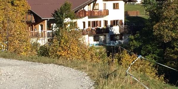 Gasthof Cafe Alpenwald Sommer