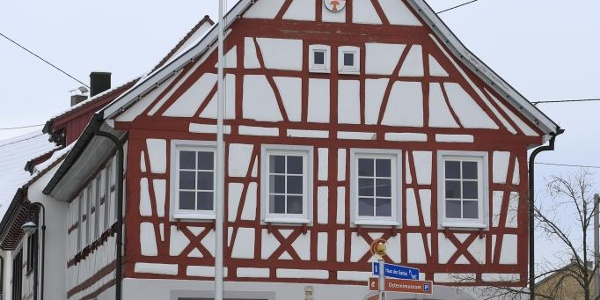 Rathaus in Erpfingen
