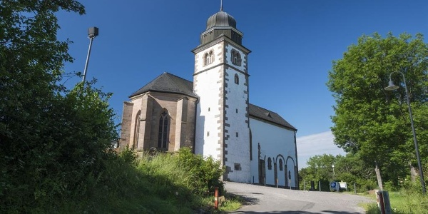 """Haschbach - Remigiusberg - Kirche """"St. Remigii"""""""