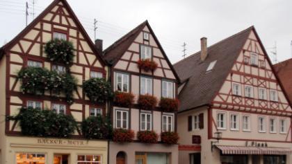 Oettingen in Bayern: Schlossstrasse